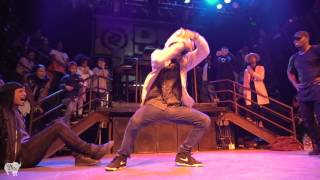 LES TWINS vs. KIDA the GREAT and JABARI TIMMONS | Exhibition Battle, DNA Lounge SF