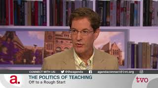 The Politics of Teaching