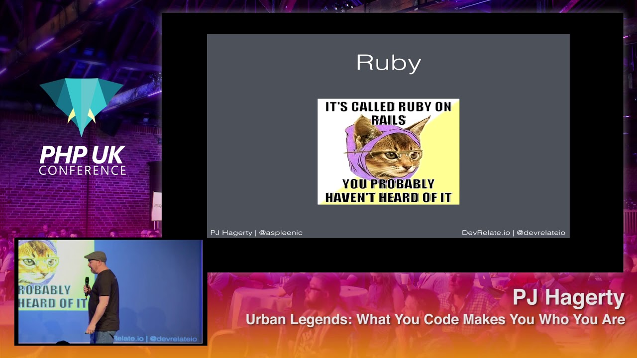 Urban Legends: What You Code Makes You Who You Are