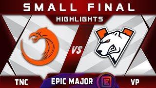 TNC vs VP [EPIC TOP 3] EPICENTER Major 2019 Highlights Dota 2