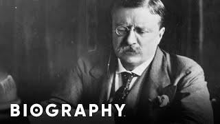 Theodore Roosevelt: Youngest U.S. President & Nobel Peace Prize Winner | Mini Bio | BIO