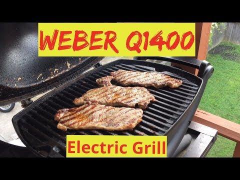 Weber Elektrogrill Q1400 Test : ᐅᐅ】weber grill q tests produkt preisvergleich top