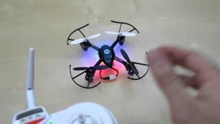 Holy Stone Predator Mini RC Quadcopter REVIEW