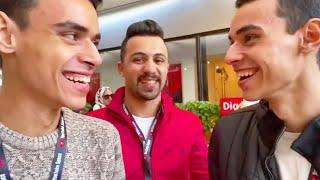 اول مرة نروح ايفينت اليوتيوب (اليوتيوب في مصر)