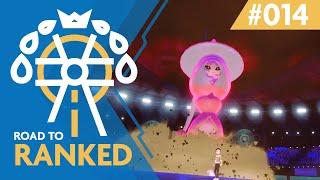 Indeedee  - (Pokémon) - Road to Ranked #14 - Hatterene+Indeedee = Free Trick Room | Competitive Pokemon Sword/Shield Battles