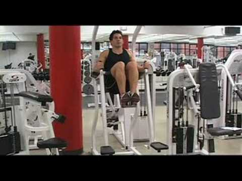 Weighted Chair Knee Raise