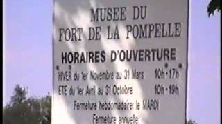preview picture of video 'Fort de la Pompelle, Reims, Champagne Ardenne, France'