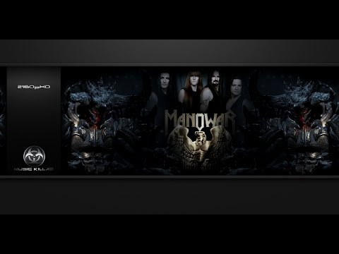 Manowar - Hymn Of The Immortal Warriors [Original Song HQ-2160pᴴᴰ] + Lyrics YT-DCT