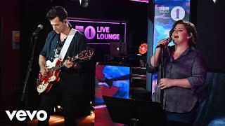 Mark Ronson   Don't Leave Me Lonely In The Live Lounge Ft. YEBBA