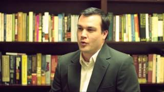 Author Interview - The Grace of Godliness by Matthew Barrett