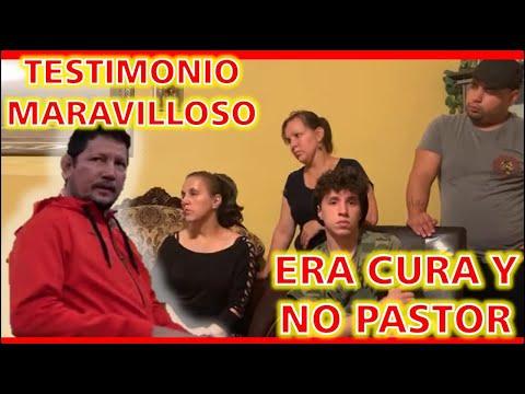 MARAVILLOSO TESTIMONIO FAMILIA MARTINEZ - P LUIS TORO
