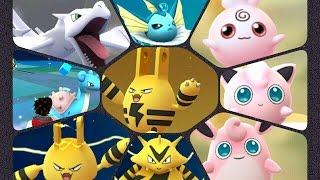 Wigglytuff  - (Pokémon) - Pokémon GO Elekid Found Gym Battle Igglybuff Jigglypuff Wigglytuff Smoochum & more