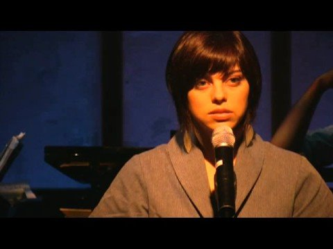 Krysta Rodriguez sings Pasek and Paul's