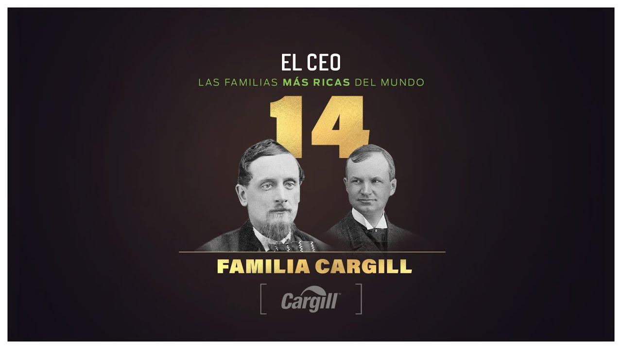 Las familias más ricas del mundo: Cargill, MacMillan   #Cargill #Iowa #ProductosAgricolas #Alimentos