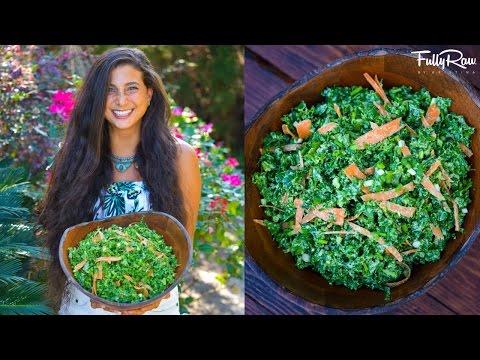 mp4 Nutritional Yeast Kale Salad, download Nutritional Yeast Kale Salad video klip Nutritional Yeast Kale Salad