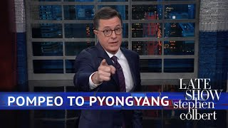 Not-Secretary Of State Mike Pompeo Went To North Korea
