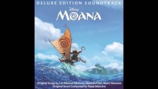 Disney's Moana - 28 - If I Were the Ocean (Score)