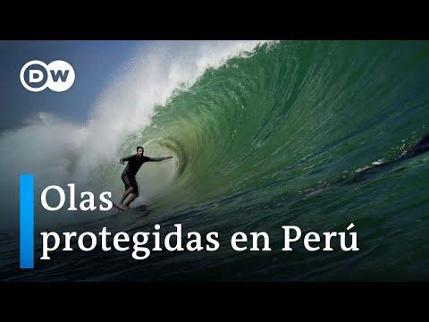 El poder de las olas: el impacto del surf en Perú