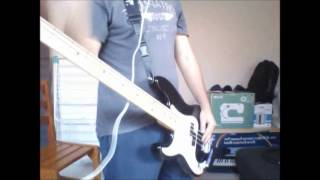 Face to Face (Should anything go wrong) Bass Cover.