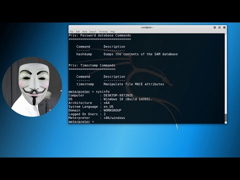 do not open this file! How Hackers Hack Into Any PC in 4 minutes 44 seconds!
