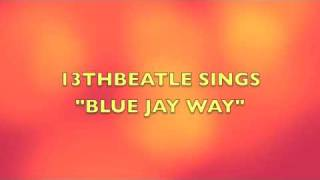 BLUE JAY WAY-BEATLES COVER
