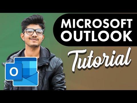 Microsoft Outlook Tutorial
