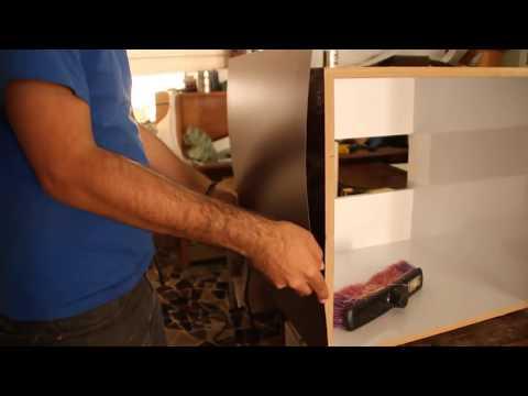 Cómo hacer un mueble para baño modermo