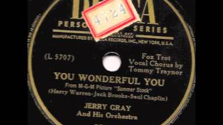 You Wonderful You (1950) - Tommy Traynor