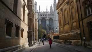 2011 Cambridge Work Visit July