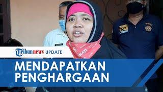 Driver Ojol Wanita yang Menang Lawan Begal di Bekasi Dapat Penghargaan dari Polisi