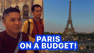 HOW TO TRAVEL PARIS ON A BUDGET   Travel Goal #11