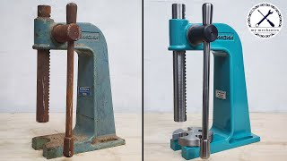 Rusty Arbor Press - Restoration