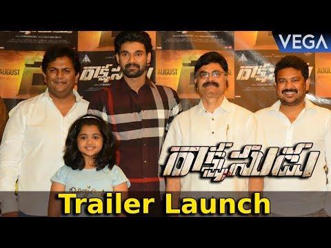 Rakshasudu Movie Trailer Launch || Anupama | Bellamkonda Srinivas || #RakshashuduTrailer