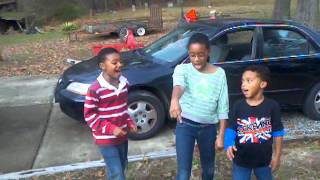 Kids singing Pray for me Anthony hamilton