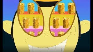 Zig & Sharko 💰 MONEY IS MONEY 💰  $ COMPILATION 🛒 Cartoons for Children