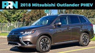 2018 Mitsubishi Outlander PHEV GT S-AWC