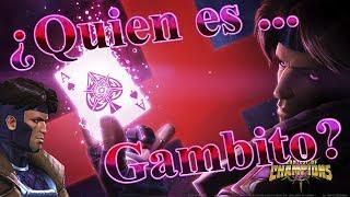 ¿Quien es Gambito? | Analisis, Impresiones y predicciones de arena | MCOC