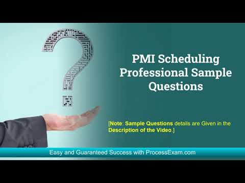 Easy Steps to Prepare for PMI Scheduling Professional (PMI-SP ...