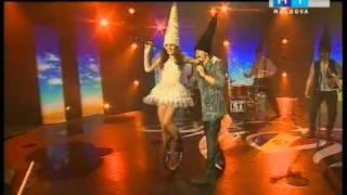 Zdob si Zdub - So Lucky (National Final of ESC 2011)