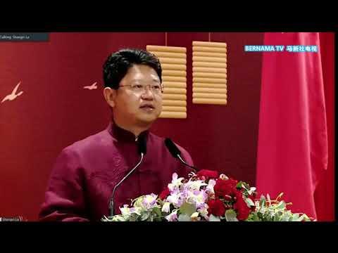 Outgoing China ambassador bids farewell via online reception
