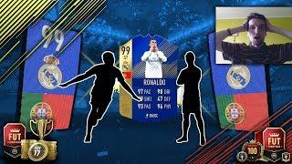 FIFA 18 - TRAFIŁEM CRISTIANO RONALDO TOTS'A!!! OSTATNI PACK OPENING!!!