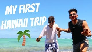 bretman literally dropped my phone in the ocean... (hawaii vlog)