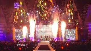 【TVPP】4MINUTE - Huh, 포미닛 - 허 @ Korean Music Wave in Bangkok Live