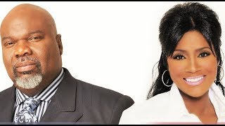 Bishop T.D Jakes & Ex-Lesbian False Prophetess Juanita Bynum Reunite After 20 years?  WTAL 2018