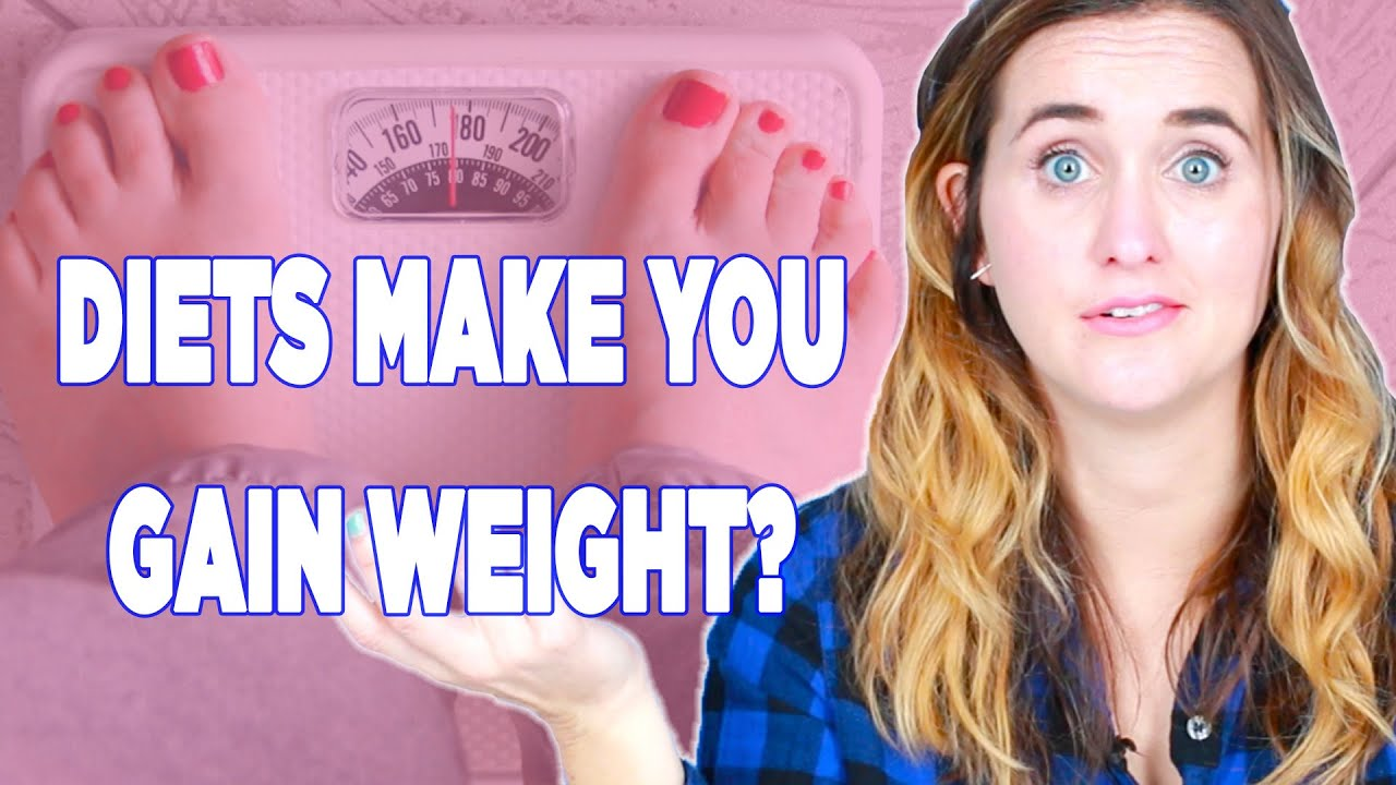 Why Dieting Can Make You Gain Weight thumbnail