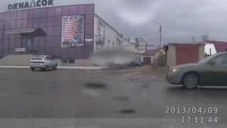 Димитровград,Улица Гоголя.