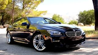 2014 BMW 6 Series Gran Coupe - Review and Road Test