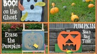 Top 10 Most Popular Halloween Games for kids || Popular Halloween Games !!
