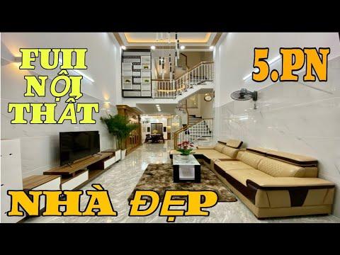 Bán nhà Gò Vấp | Bán nhà chính chủ Đường Phạm Văn Chiêu thiết kế sang FULL nội thất giá cực mềm