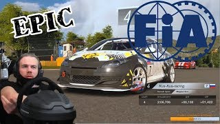Gran Turismo Sport - Эпическая гонка в онлайне FIA